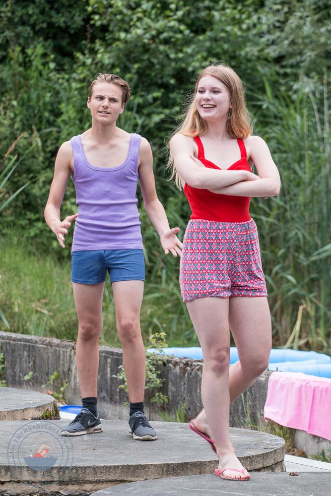 Yvonne en Jeroen scene 2